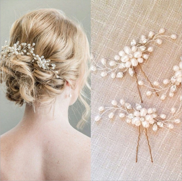 hairdecoration, Bridesmaid, hairstyle, Flowers