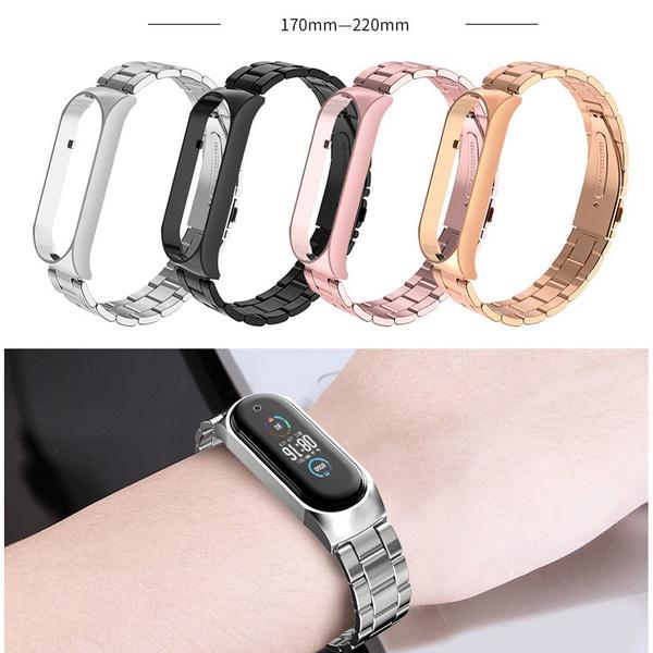 xiaomimiband5, Steel, miband5strap, Jewelry