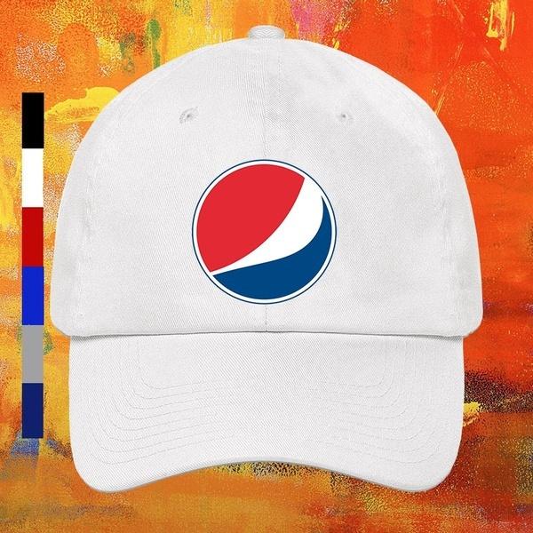 Adjustable Baseball Cap, Fashion, snapback cap, pepsicola