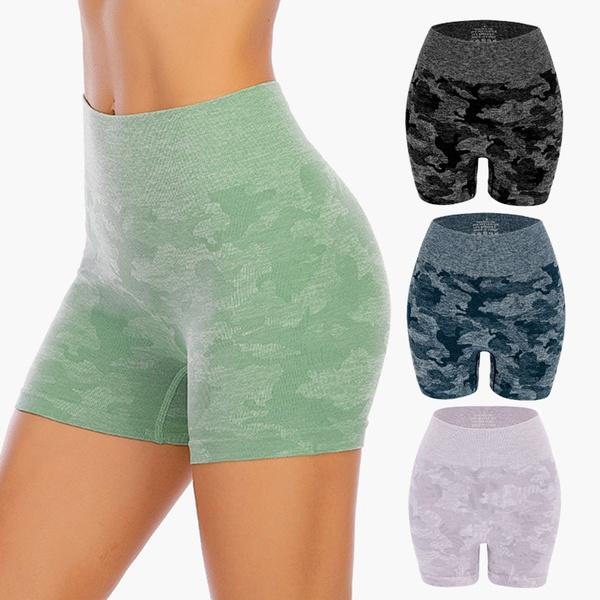 Camouflage Leggings, Leggings, Shorts, Yoga