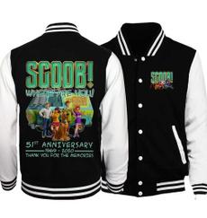 Casual Jackets, Fashion, rockshirt, scoobydoo