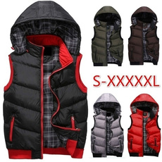 Jacket, Vest, warmjacket, Coat