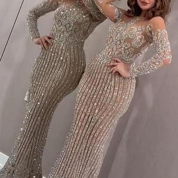 slim dress, Cocktail, long dress, Evening Dress