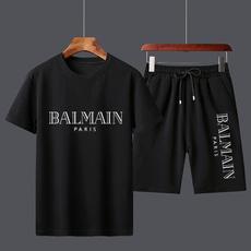 Summer, pantsandclothe, Moda, tshirtpantssuit