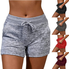Summer, elastic waist, Yoga, Waist