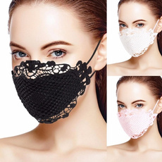 dustmask, Lace, Masks, Cover