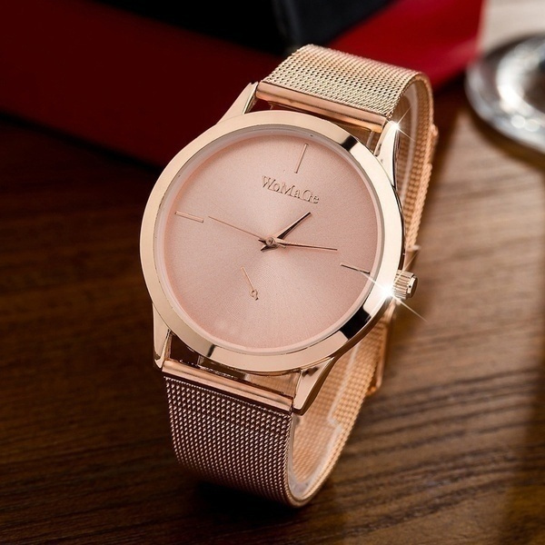 Fashion, rosegoldwatch, gold, fashion watches