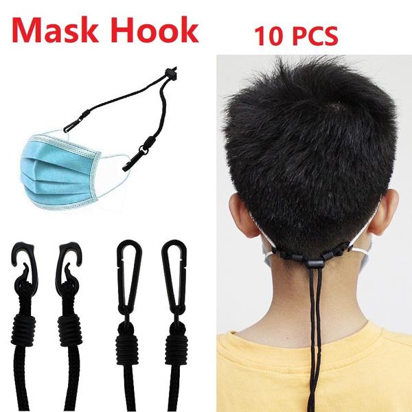buckleshook, earprotection, Buckles, adjustablemask