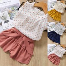 Summer, Baby Girl, babyset, kids clothes
