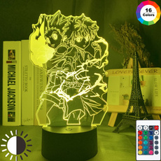 Decor, animefigure, Night Light, lampbedside