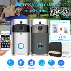 Control, doorbell, intercom, Indoor