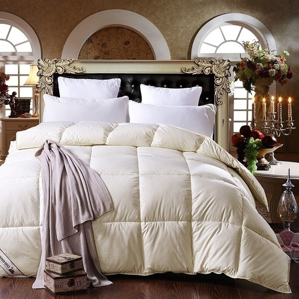 Cotton, Winter, Quilt, duvet