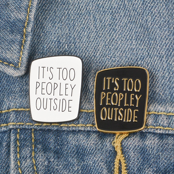 Funny, brooches, Jewelry, Pins