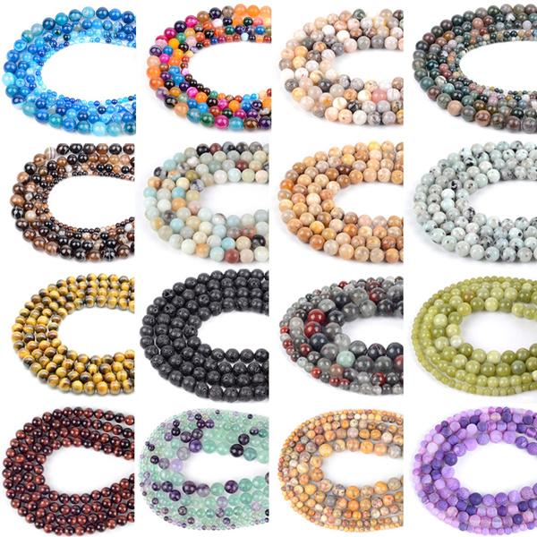 Tiger, naturalstonebeads6mm, eye, Jewelry