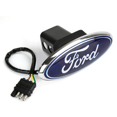 Plug, Emblem, Jeep, lights