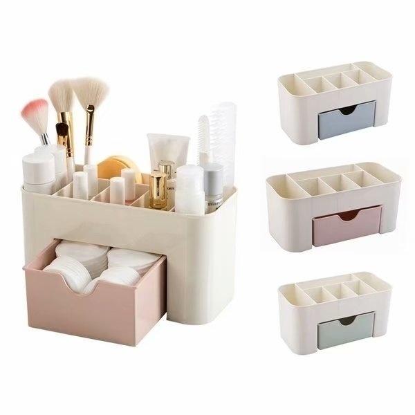 plasticmakeupbox, Box, jewelryboxwithdrawer, Makeup