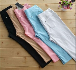 Summer, trousers, Casual pants, pants