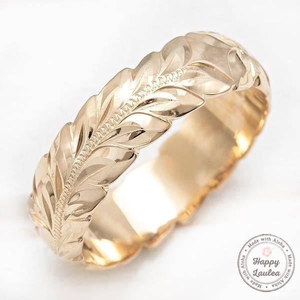 Gifts For Her, yellow gold, 18k gold, wedding ring