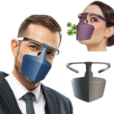 splashprotection, Plastic, dustproofmask, isolationmask