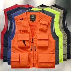 Vest, Outdoor, trekkingvest, Zip