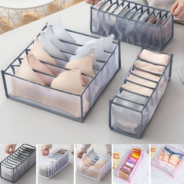 Box, Storage Box, Underwear, portable