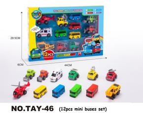 Mini, tayobusstation, minibuse, Toy