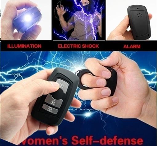 Flashlight, Mini, Electric, electricshock