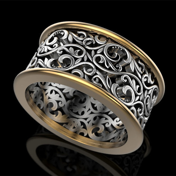 Sterling, DIAMOND, Women Ring, 925 silver rings