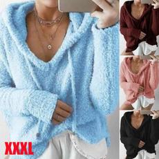 cardigan, hooded, pullover women, Sleeve