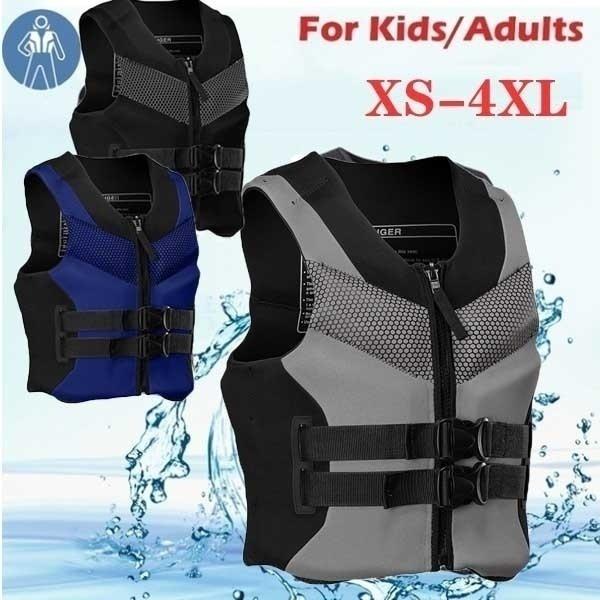 Vest, Outdoor, swimminglifejacket, lifejacketsvest