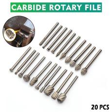 tungstensteelcarbiderotaryfile, Steel, doublegraintungstensteelgrindinghead, grindinghead