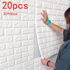 bricksticker, Decor, Wall Art, Home Decor