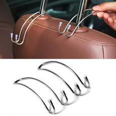 Steel, Hangers, Bags, headrest