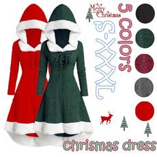 Plus Size, Lace, costumescosplay, Dress