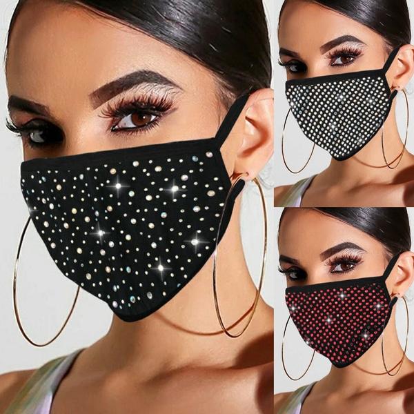 Cotton, womenmask, mouthmask, Fashion