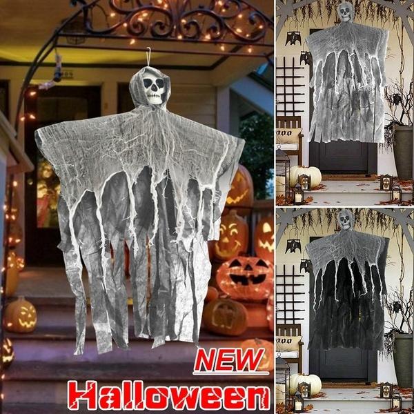 ghost, Home & Kitchen, Door, halloweenpropsbardecoration