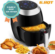 Touch Screen, airfryercooker, airfryer, digitalaircooker