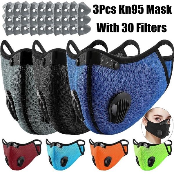 pm25mask, Fashion, dustmask, Face Mask