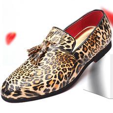 menloafer, partyshoesmen, leopardprintshoe, Print
