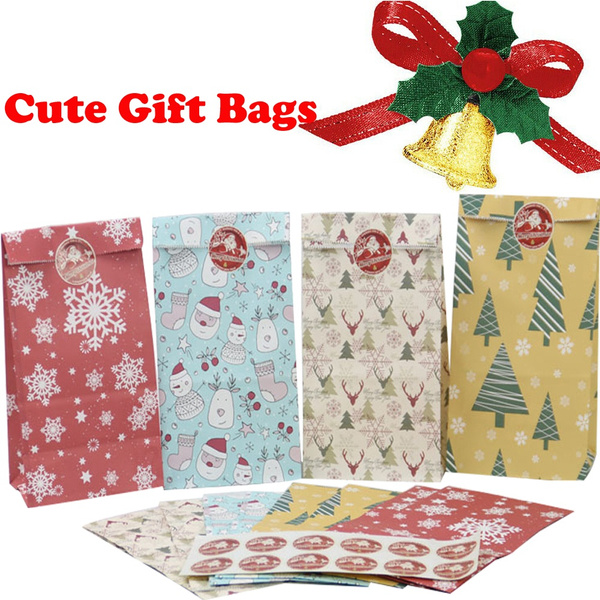 fashion bag, Christmas, cellophanecookiebag, Food