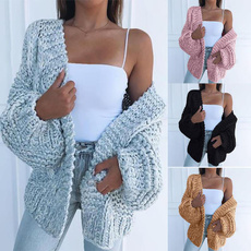 Winter, Sleeve, cardiganssweater, Long Sleeve