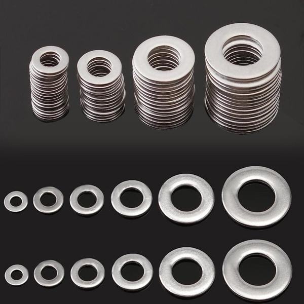 Steel, Flats, metric, Stainless Steel