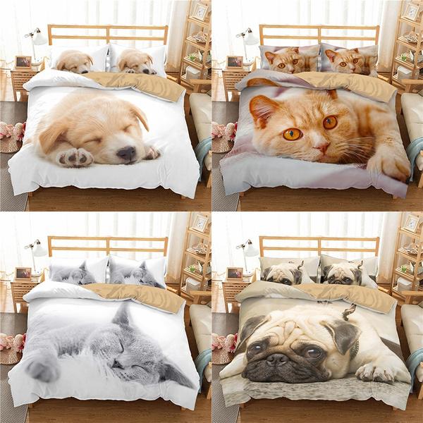 cutebeddingset, cute, Pets, Bedding