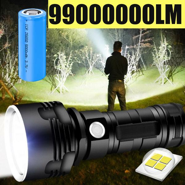 Flashlight, Batteries, led, Hiking