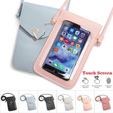 waterproof bag, women bags, Touch Screen, Moda
