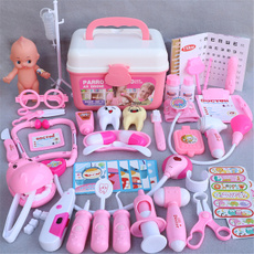 kids, babygirltoy, Toy, 44pcssetgirlsroleplaydoc