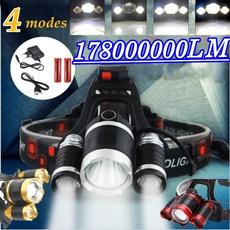 ledheadlamp, waterproofheadlamp, led, camping