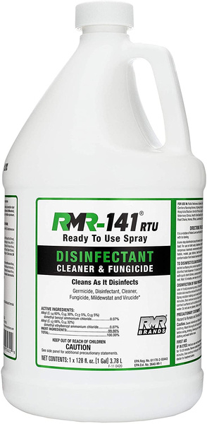 rmr, disinfectant, viruse, 141