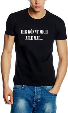 Tops & T-Shirts, loose shirt, blackshirt, graphic tee