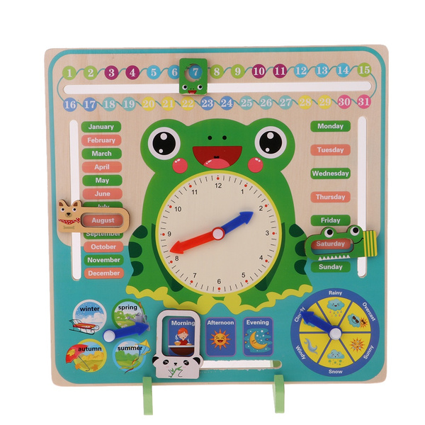 Educational, Toy, timelearningtoy, childrentimeteachingtool